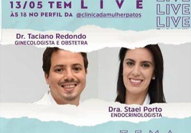 Live – Endocrinopatias na Gestação